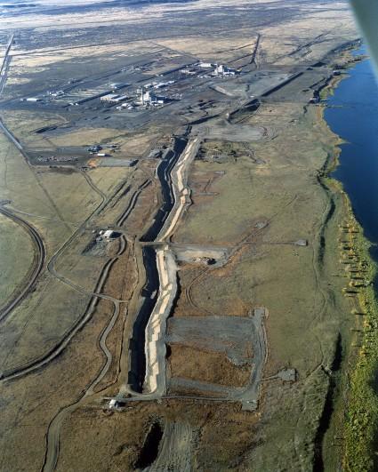 River Corridor Closure