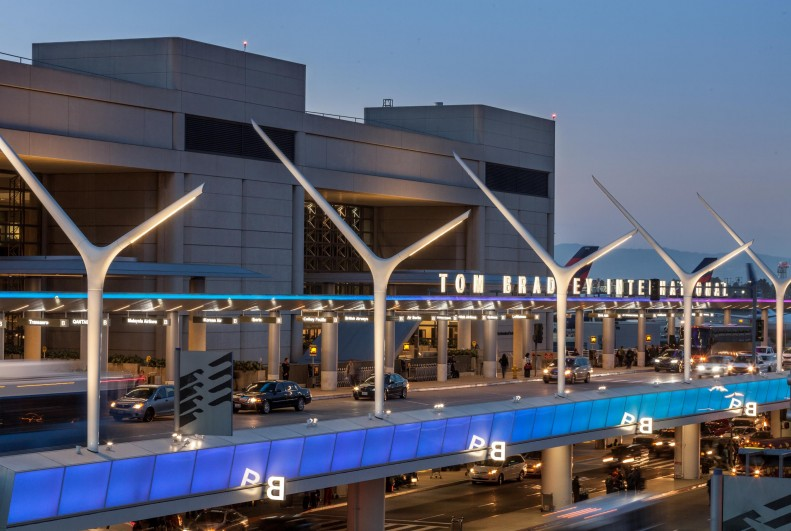 Los Angeles International Airport Lax