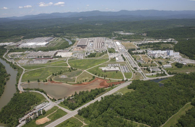 East Tennessee Technology Park