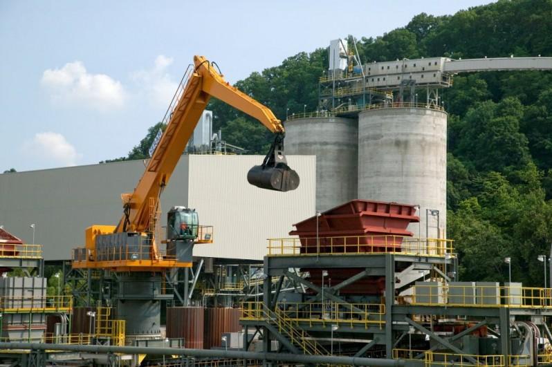 World S Largest Cement Plant : Holcim grassroots cement plant aecom