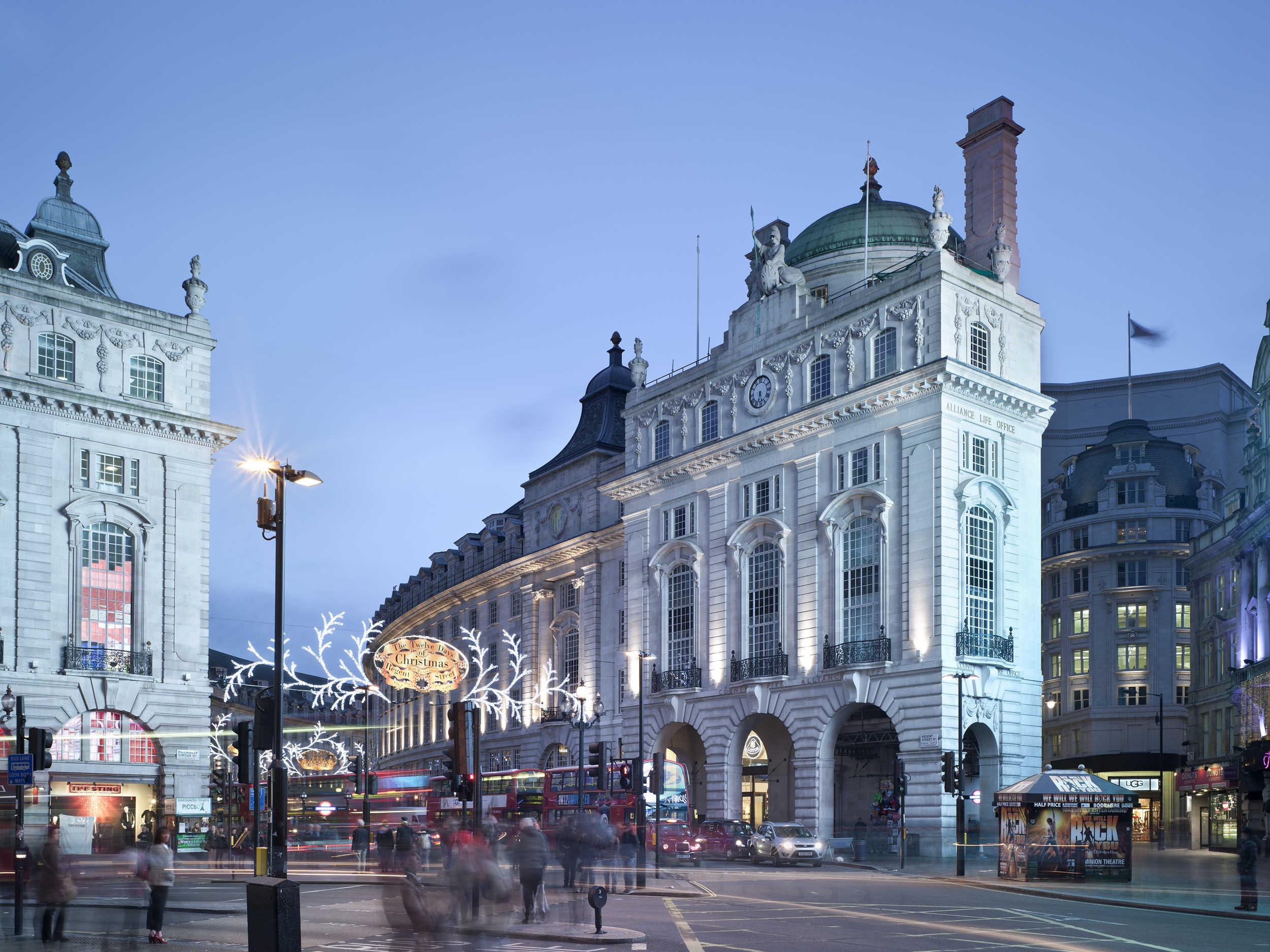 Hotel Cafe Royal London Careers
