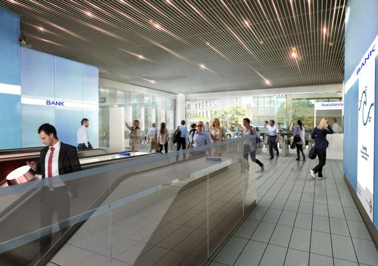 Bank Station Capacity Upgrade