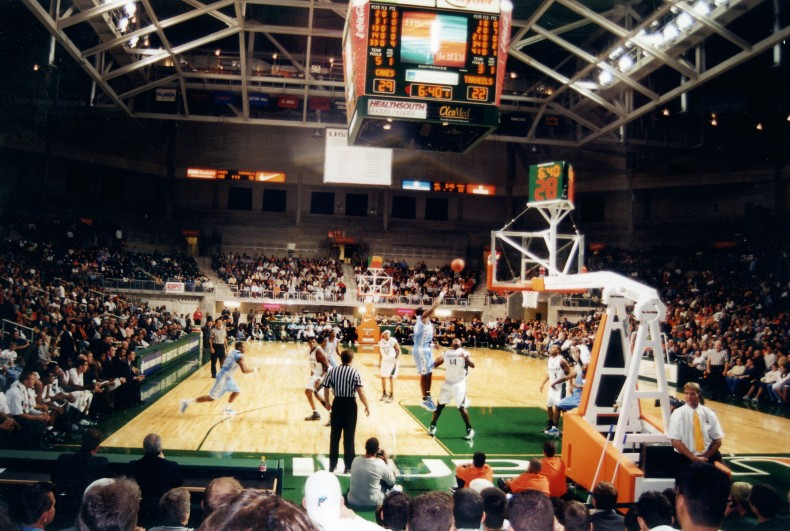 Bank United Center, University of Miami