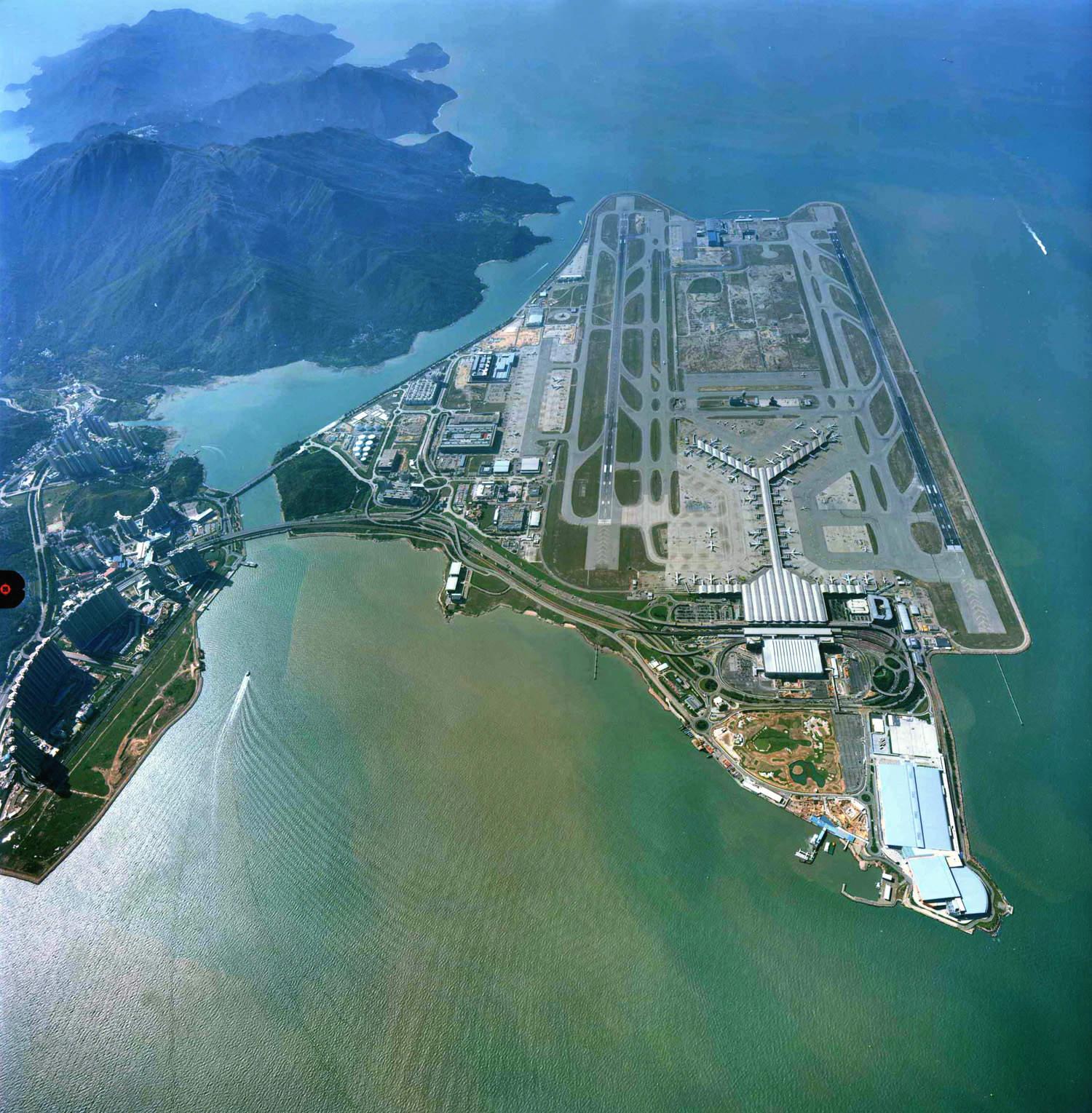 Hong Kong: Hong Kong International Airport 2030 Study