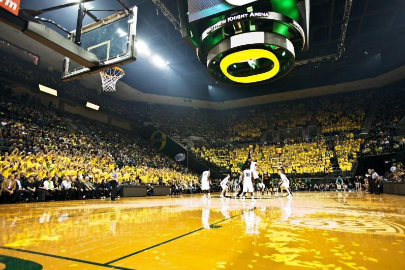 Matthew Knight Arena - University of Oregon