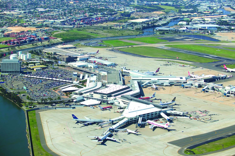 sydney international airport master planning sydney nsw australia