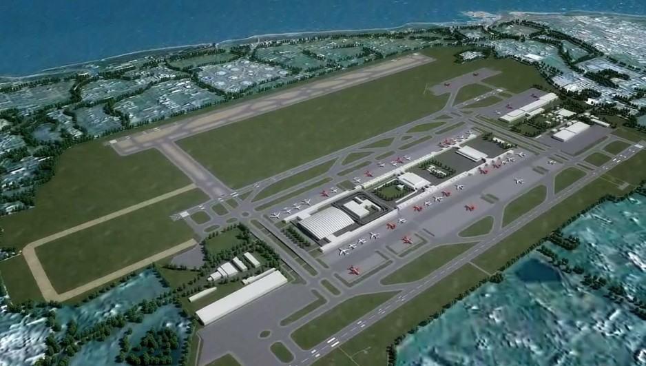 Taoyuan International Airport Runway 3 Preliminary Planning
