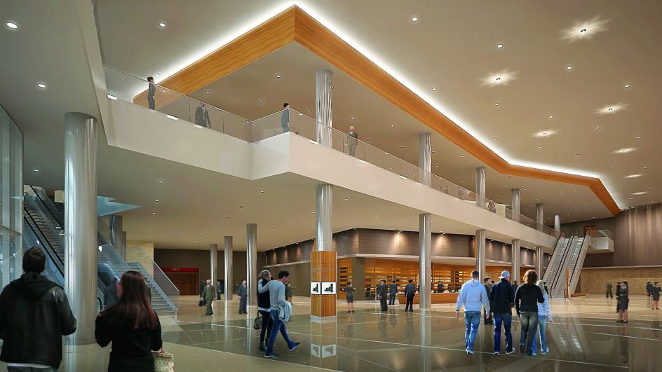 Henry B. Gonzalez Convention Center Expansion
