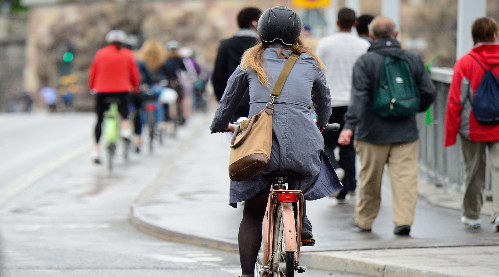 Facilitating the rapid growth of cycling in Dublin
