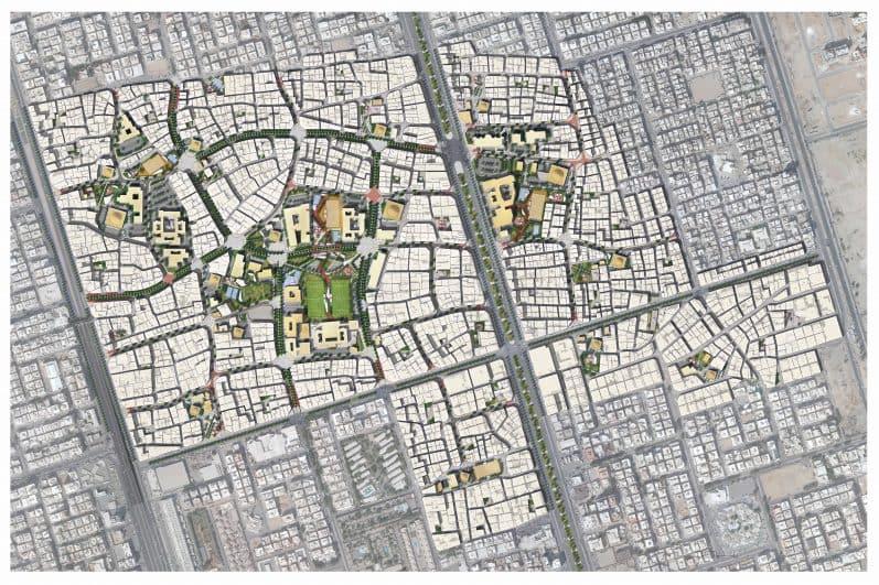 Jeddah City Plans