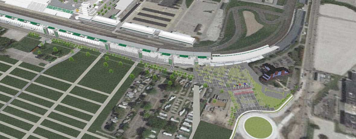 Indianapolis motor speedway project 100 for Indianapolis motor speedway com