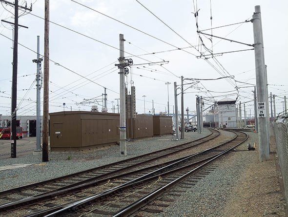 Traction Power Substations Installation